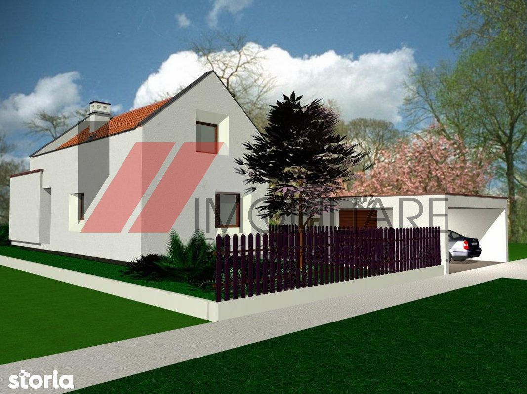 Casa de vanzare, Timiș (judet), Urseni - Foto 1