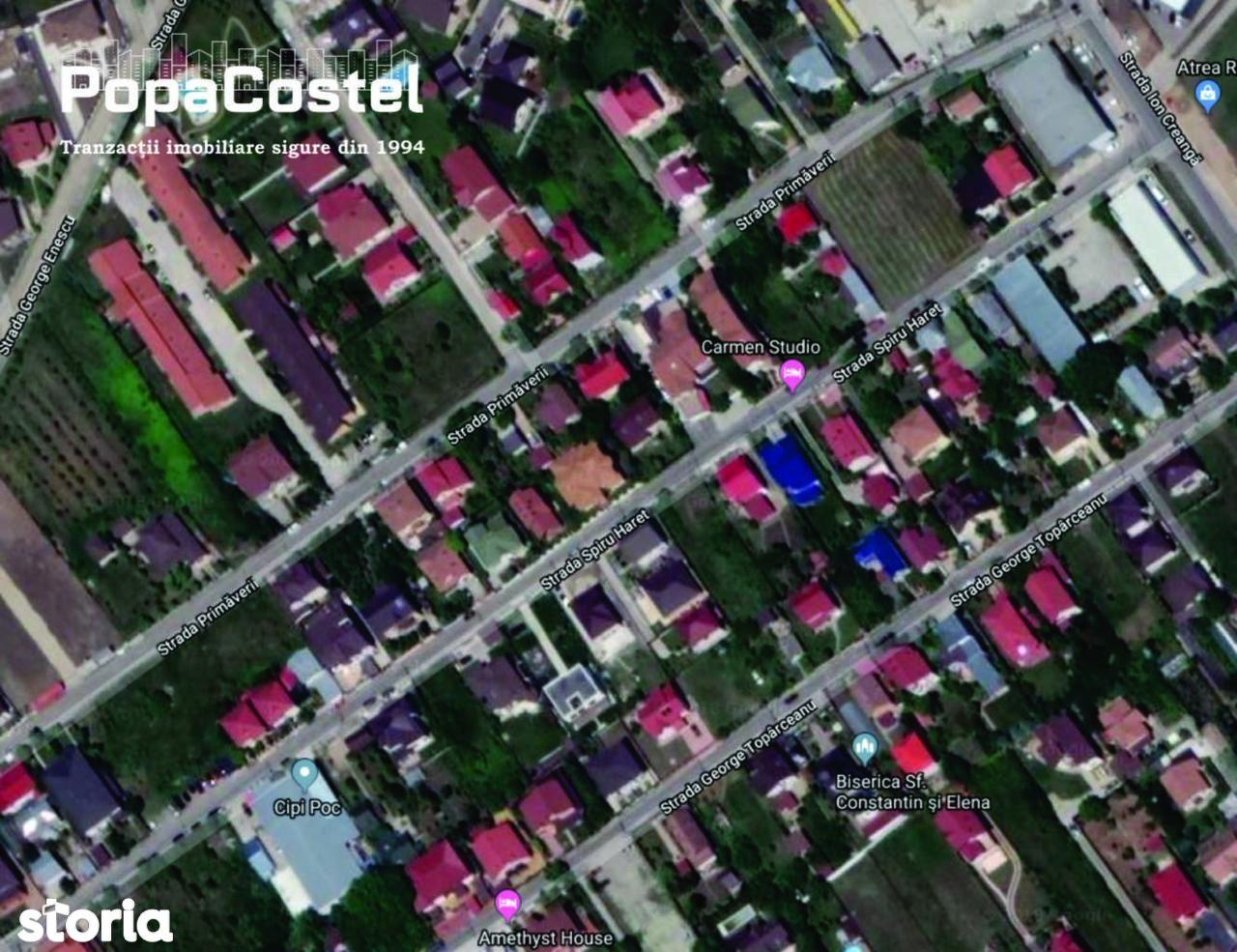 Teren de Vanzare, Ilfov (judet), Strada Matei Basarab - Foto 1