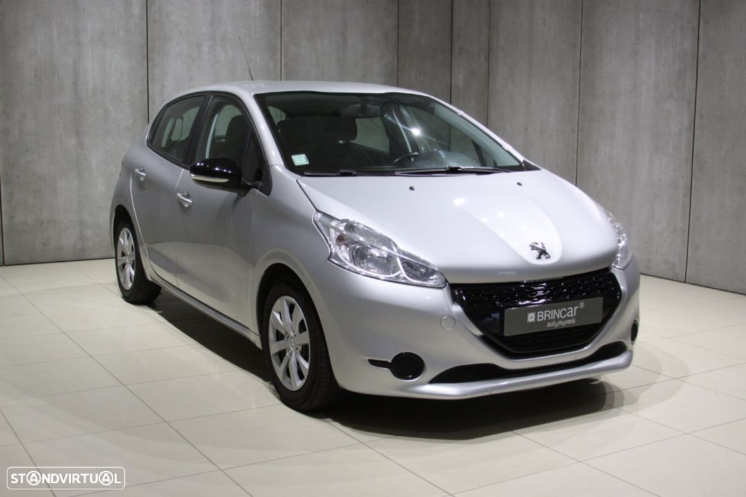 Peugeot 208 1.4HDi Active - 5