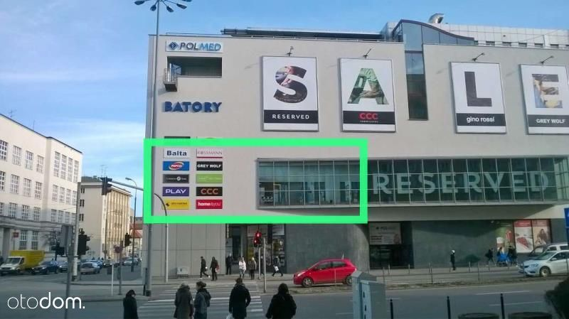 Lokal użytkowy na wynajem, Gdynia, Śródmieście - Foto 1