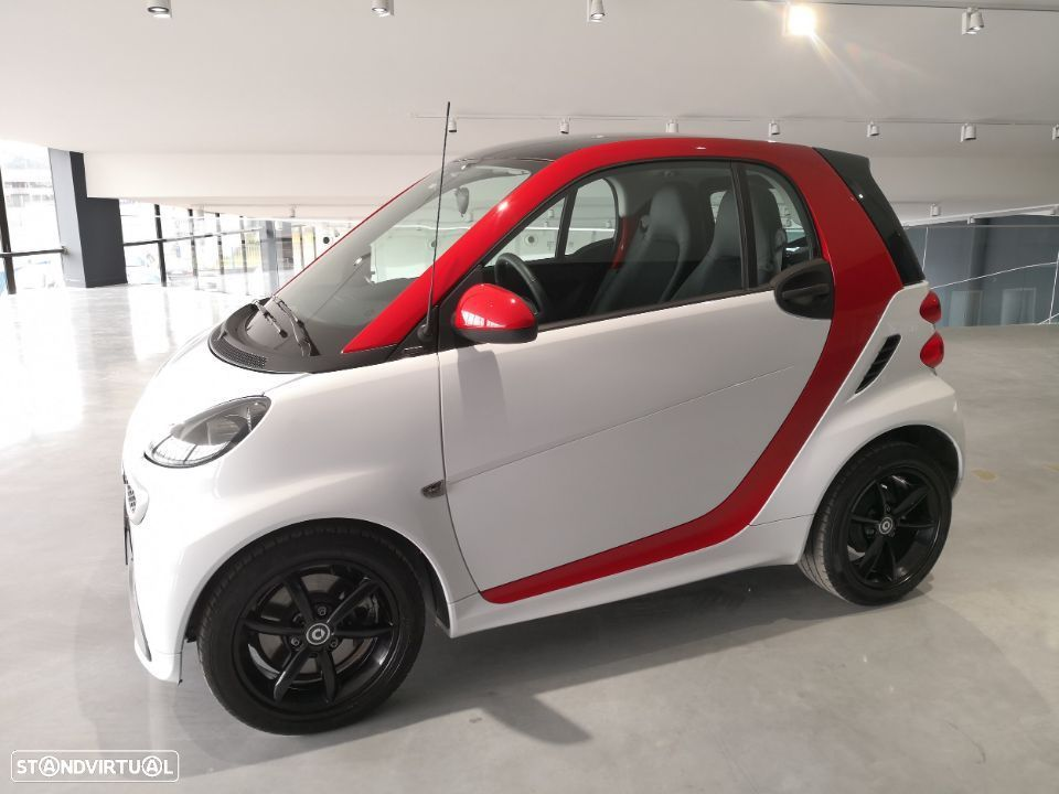 Smart ForTwo MHD - 8