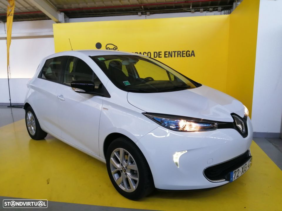 Renault Zoe Limited 40 - 1