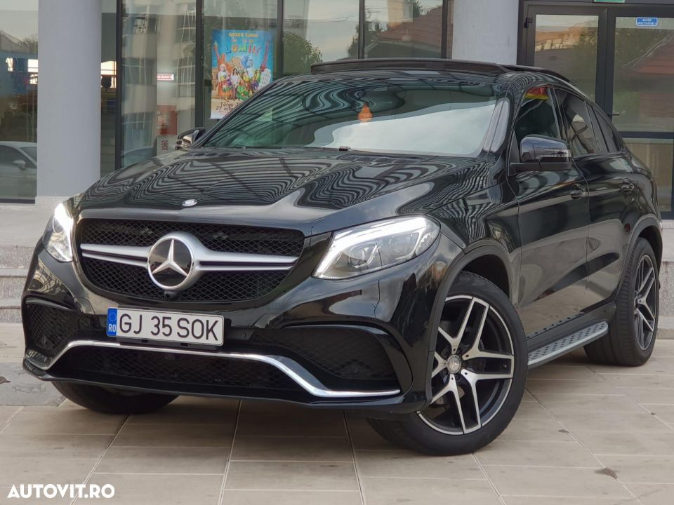 Mercedes-Benz GLE Coupe 63 - 2