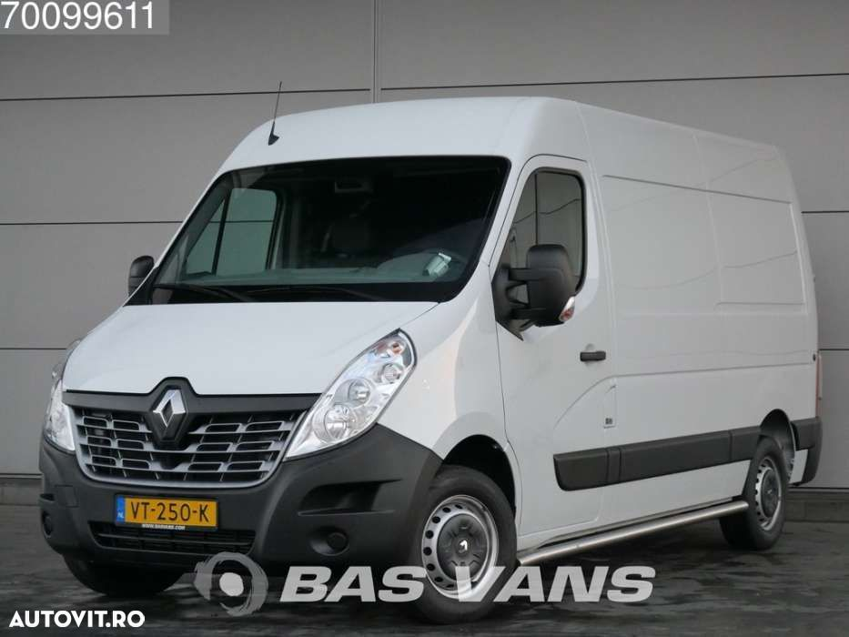Renault Master 130 DCi Full Option L2H2 10m3 Airco Trekhaak Cruise - 1