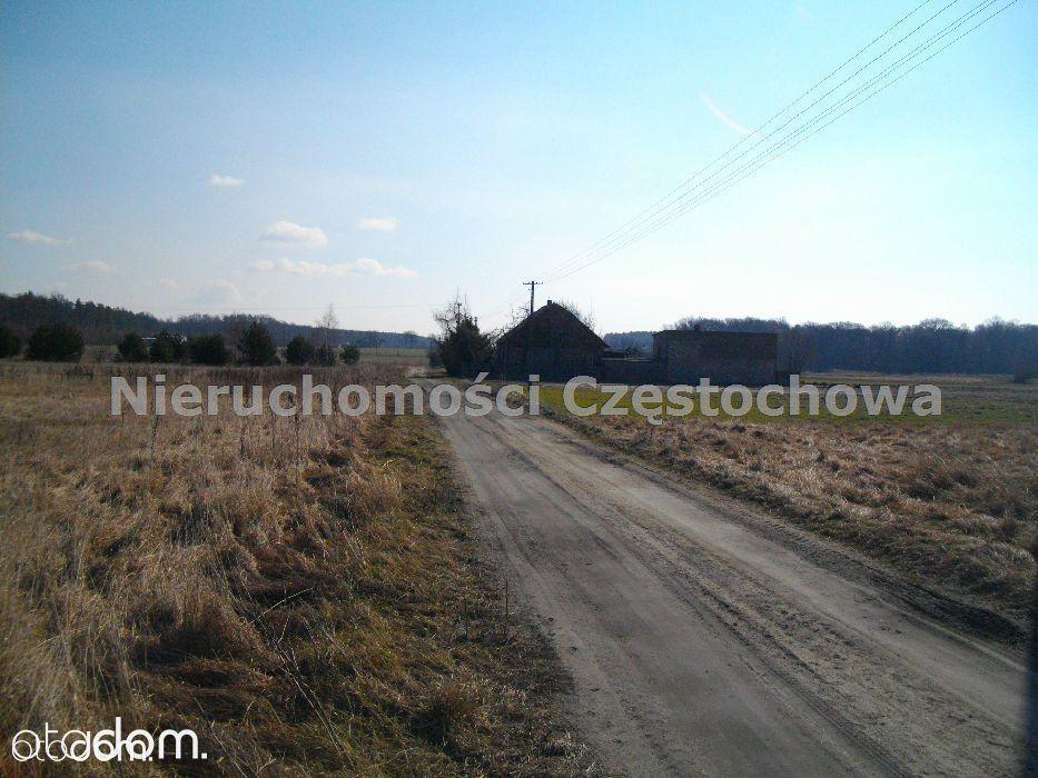 Działka na sprzedaż, Grabarze, kłobucki, śląskie - Foto 3