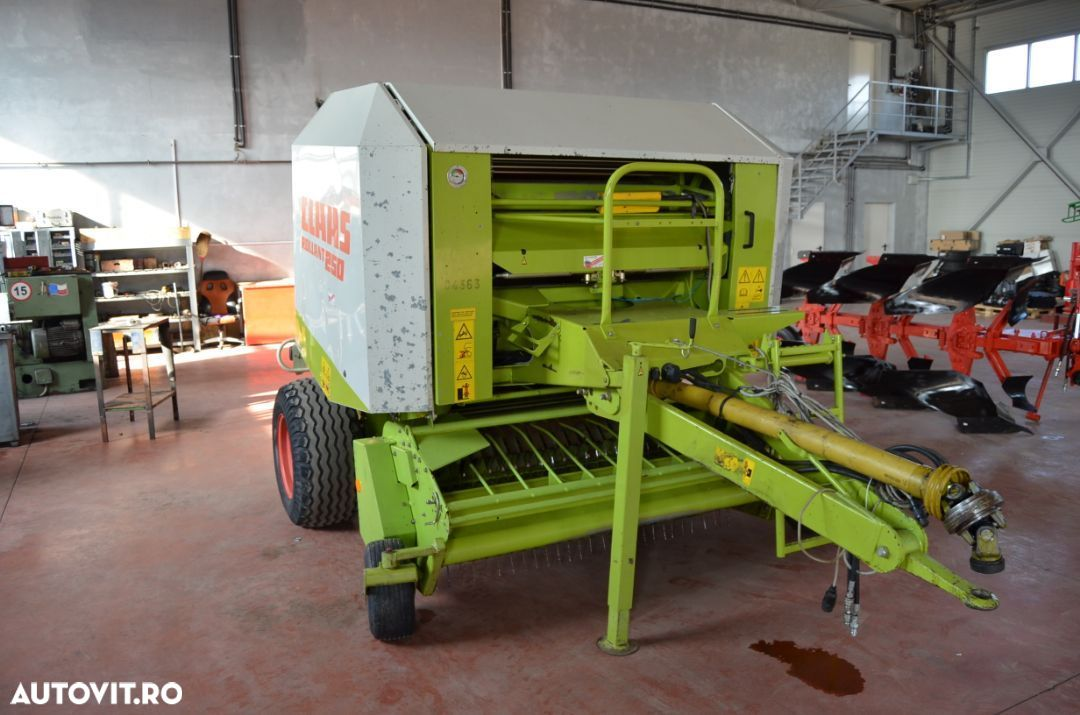 Claas rolland250 - 4