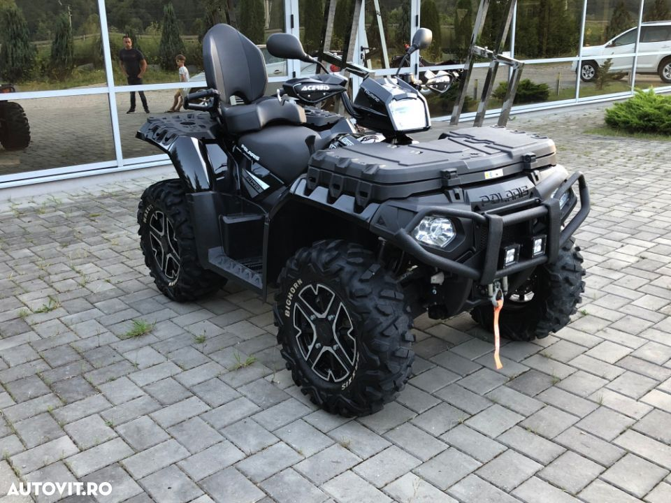 Polaris Sportsman - 4