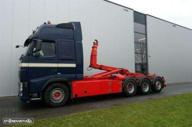 Volvo Fh540 8x4 Globetrotter Xl Steering Axle Euro 5 T - 1