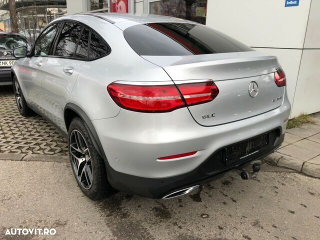 Mercedes-Benz GLC Coupe - 3