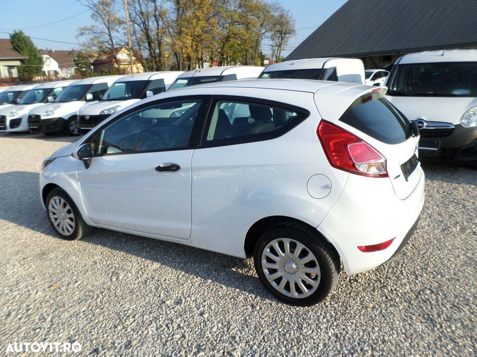 Ford Fiesta 1.5 TDCI Trend Tempo Clima Net 5199 EUR - 2