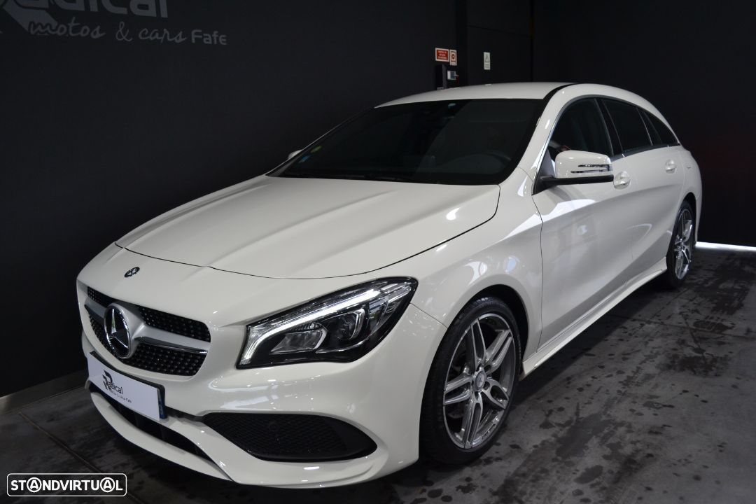 Mercedes-Benz CLA 220 AMG Auto + Restyling + Shooting Brake - 1