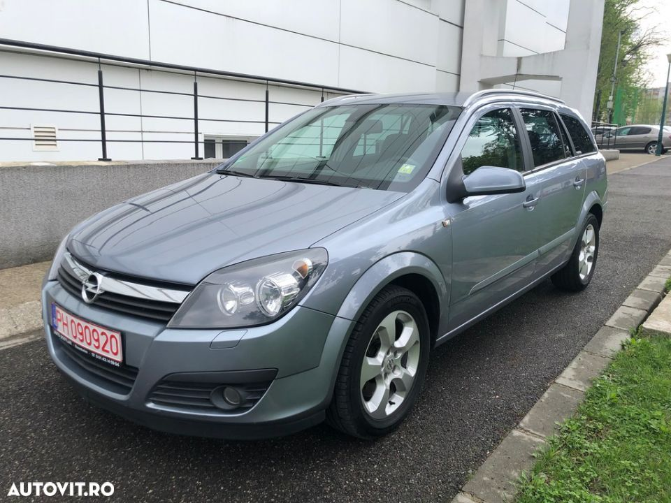 Opel Astra H - 2