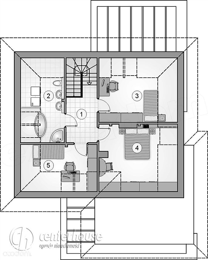 Dom na sprzedaż, Krasne, rzeszowski, podkarpackie - Foto 5