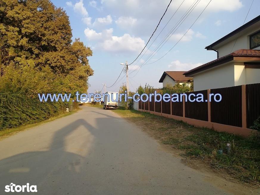 Teren de Vanzare, Ilfov (judet), Corbeanca - Foto 4
