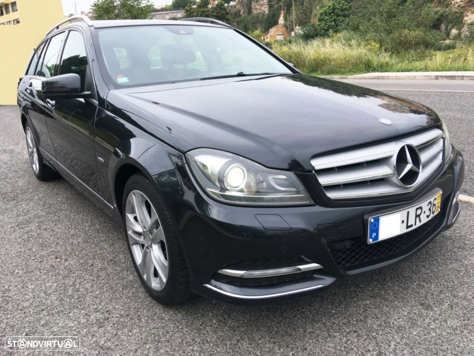 Mercedes-Benz C 220 CDi Avantgarde - 6