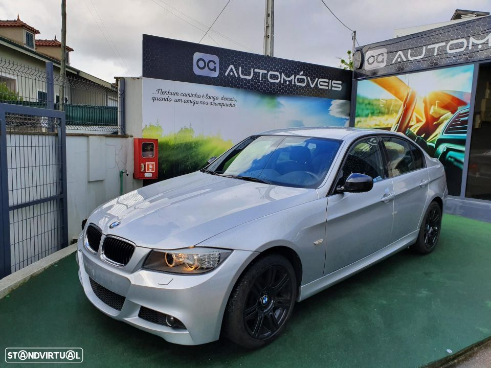 BMW 320 PACK M COMPLETO - 1