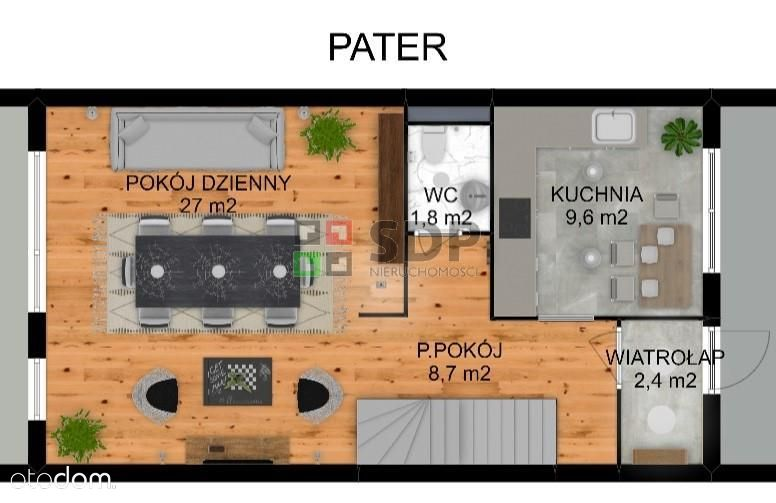 Dom na sprzedaż, Wrocław, Oporów - Foto 12