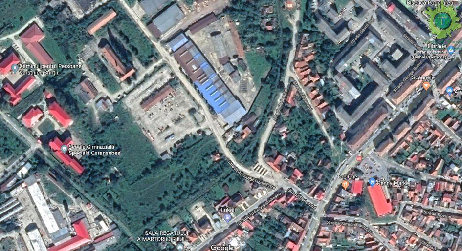 Depozit / Hala de vanzare, Caraș-Severin (judet), Strada Tudor Vladimirescu - Foto 12