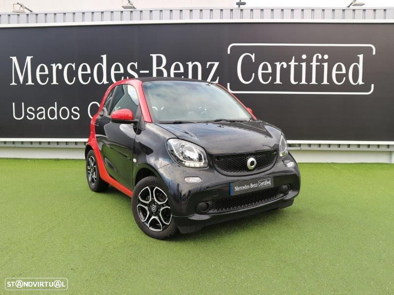 Smart ForTwo Passion 90 Cv - 1