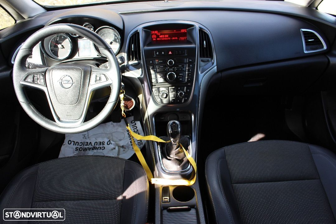 Opel Astra Sports Tourer 1.7 cdi Cosmo S  S - 19