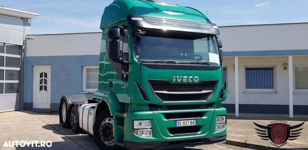 Iveco Stralis 460 EURO 5 2014 Nr. Int 10871 Leasing - 14