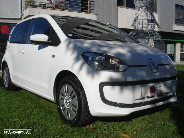 VW up! 1.0 Move Up BlueMotion - 1
