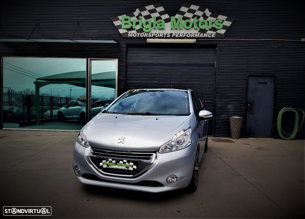 Peugeot 208 Coupe 1.6 HDI GT LINE nacional - 9