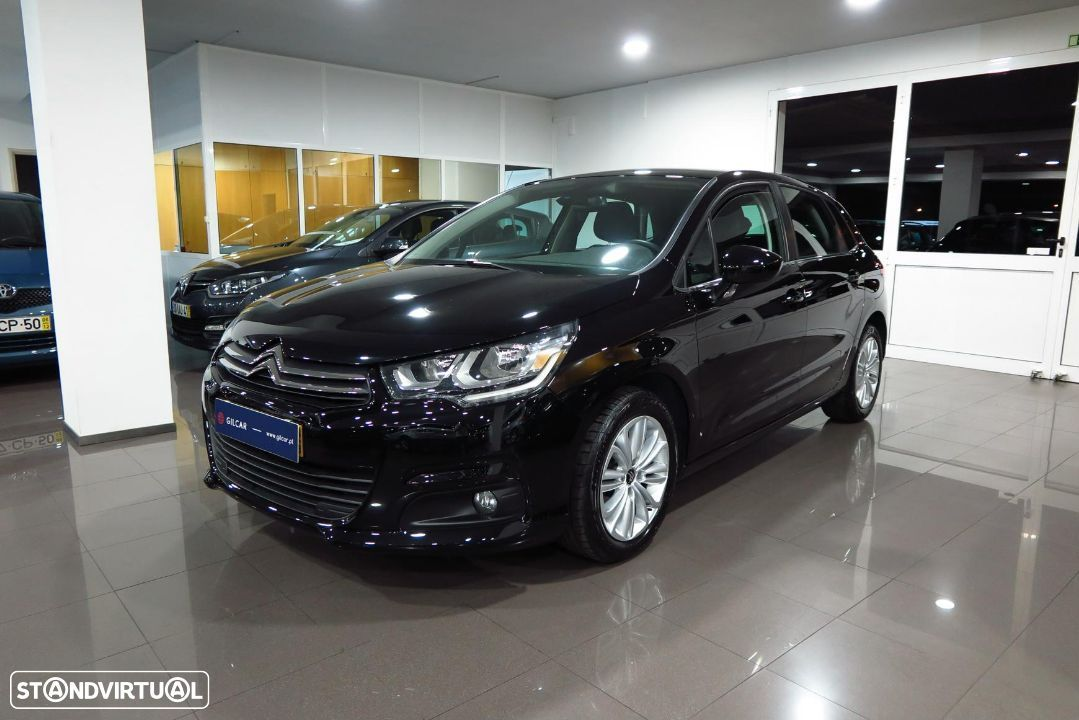 Citroën C4 1.6 BlueHDI Feel - 1