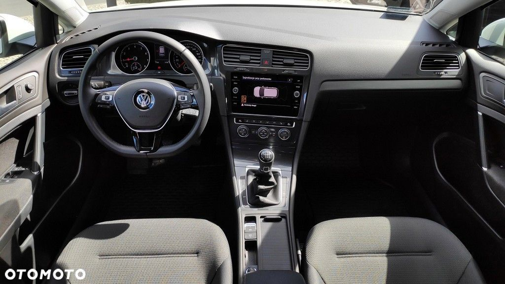Volkswagen Golf Comfortline 1.5 TSI ACT BlueMotion 130 KM manualna,DEMO,LED,7 poduszek - 13