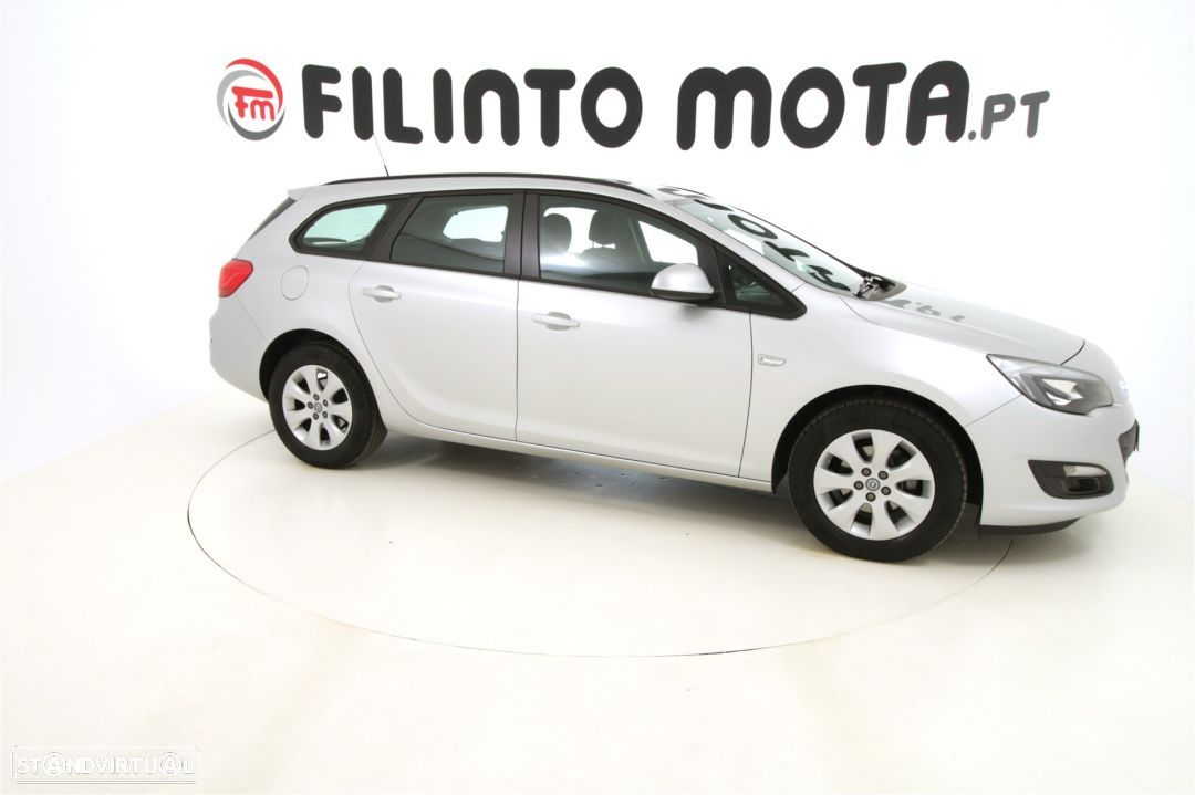 Opel Astra Sports Tourer 1.3 CDTi Selection S/S - 33
