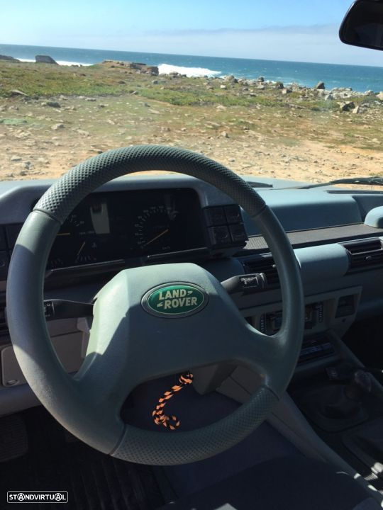 Land Rover Discovery 2.5 TDI - 11