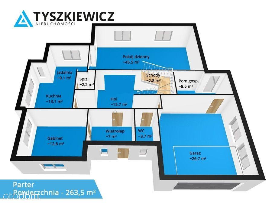 Dom na sprzedaż, Gdańsk, Klukowo - Foto 13