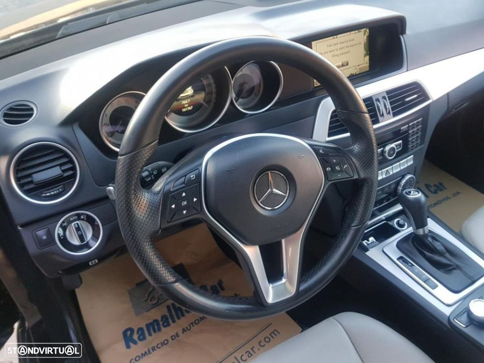 Mercedes-Benz C 220 CDi Avantgarde BlueE.Aut. - 8