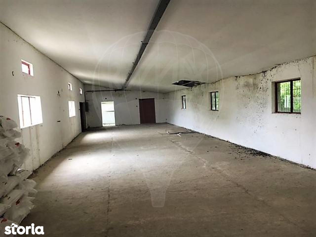 Depozit / Hala de vanzare, Sibiu (judet), Loamneş - Foto 3
