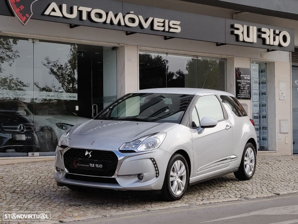 DS DS3 SoChic 1.6 BlueHDI - 1