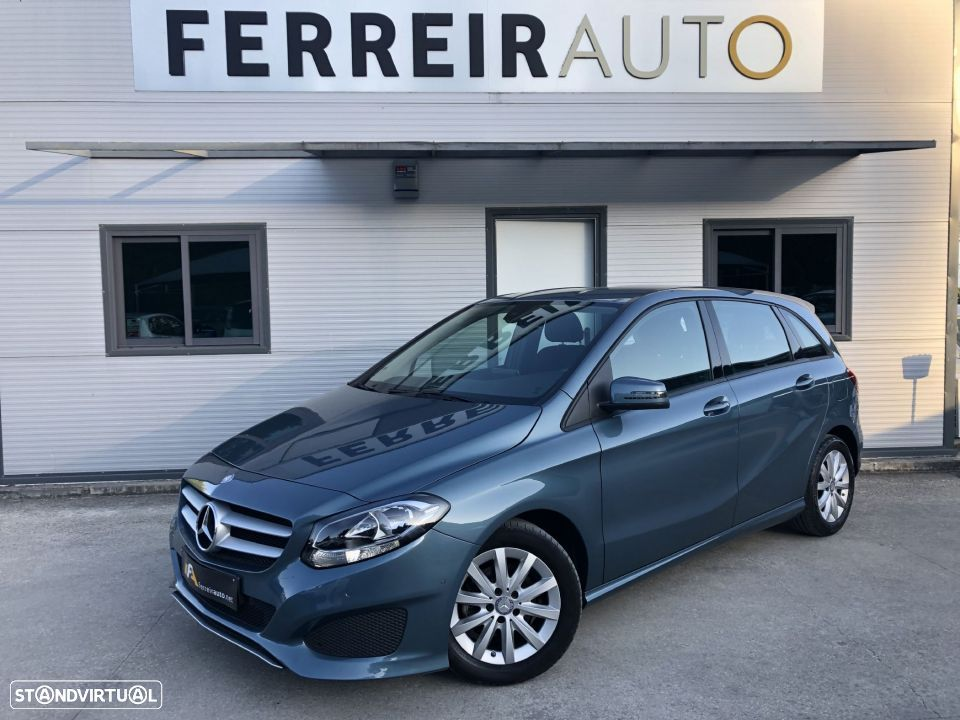 Mercedes-Benz B 180 CDi Business Navi Aut. - 1