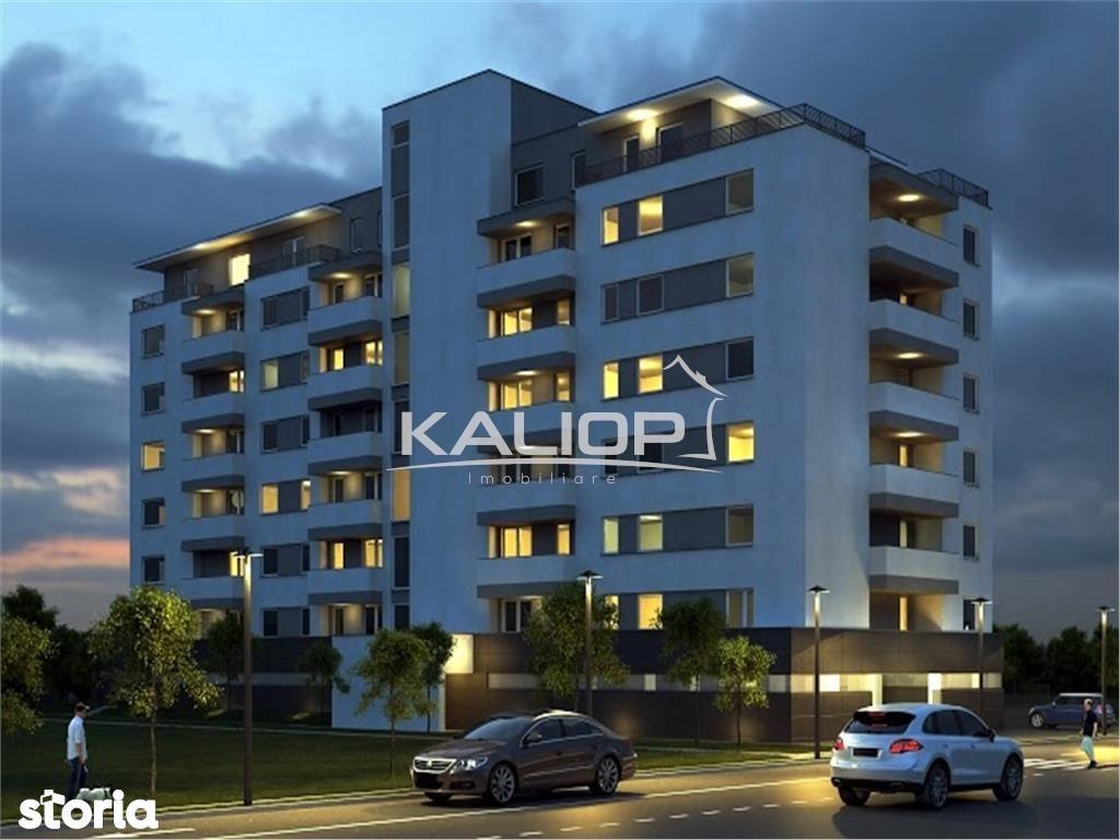 Apartament de vanzare, Cluj (judet), Strada Între Lacuri - Foto 2