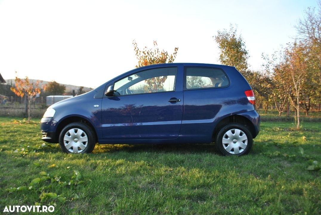 Volkswagen Fox - 3