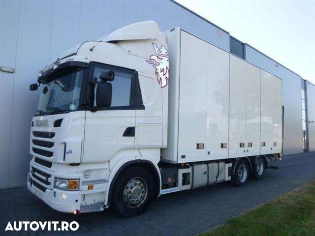 Scania R560 V8 6X2 WITH THERMO KING RETARDER EURO 5 - 1
