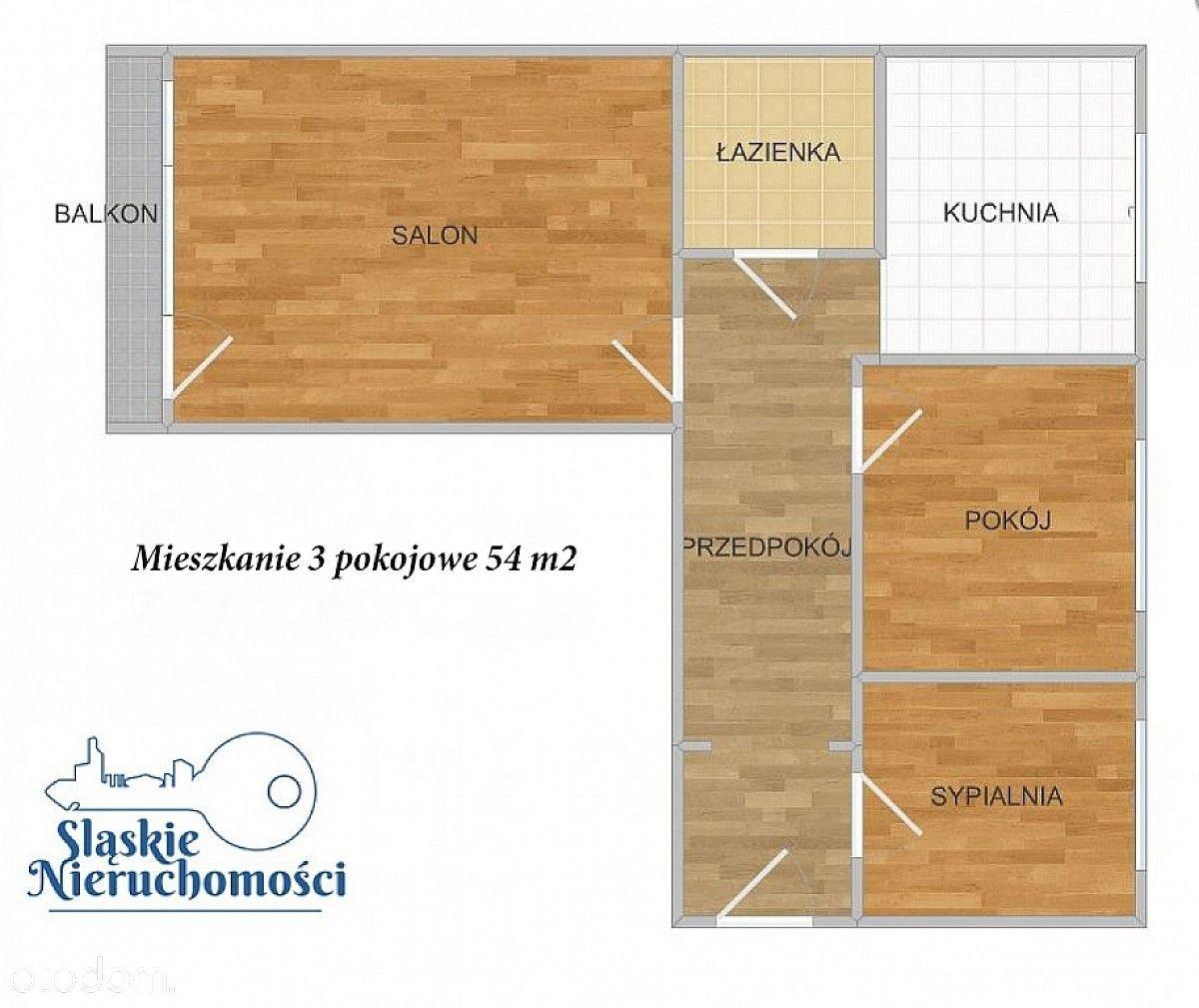 Mieszkanie na sprzedaż, Ruda Śląska, Kochłowice - Foto 15