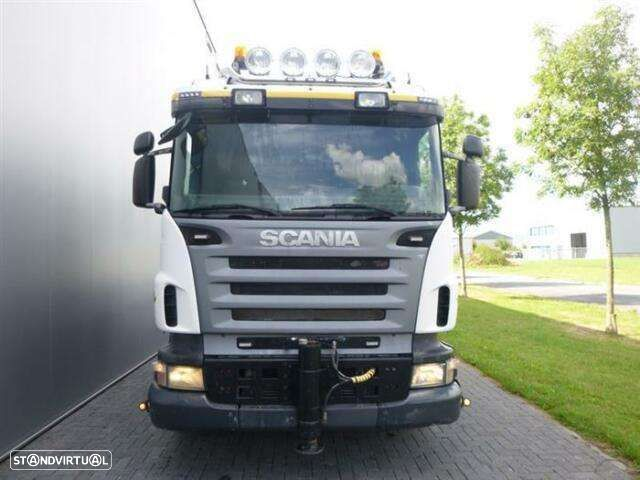 Scania R480 8x2 Hmf Odin O K5 With Jib Euro 4 - 10