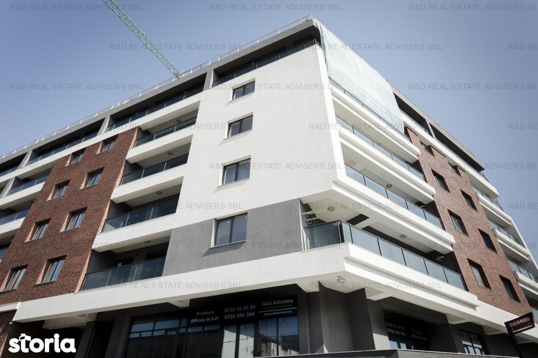 Birou de inchiriat, București (judet), Strada Ion Minulescu - Foto 5