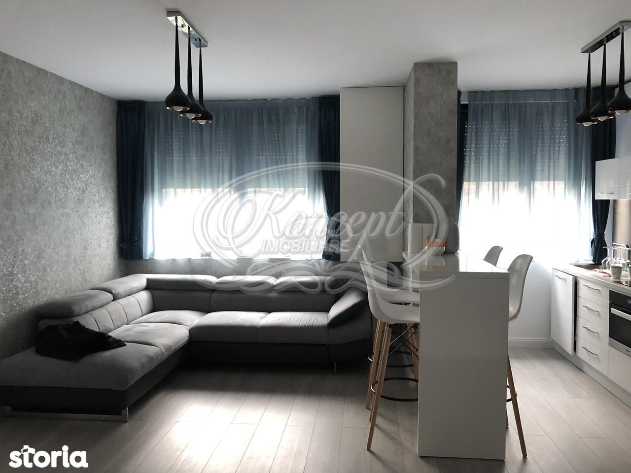 Apartament de vanzare, Cluj (judet), Strada Ilie Măcelaru - Foto 1