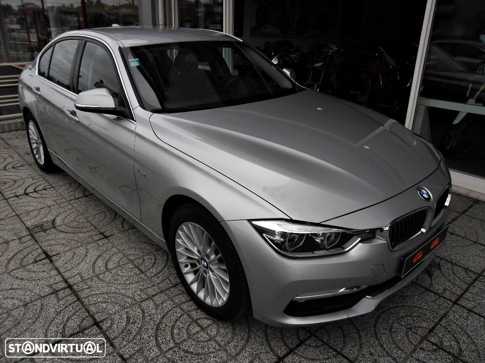 BMW 320 d Auto 190cv Luxury - 1