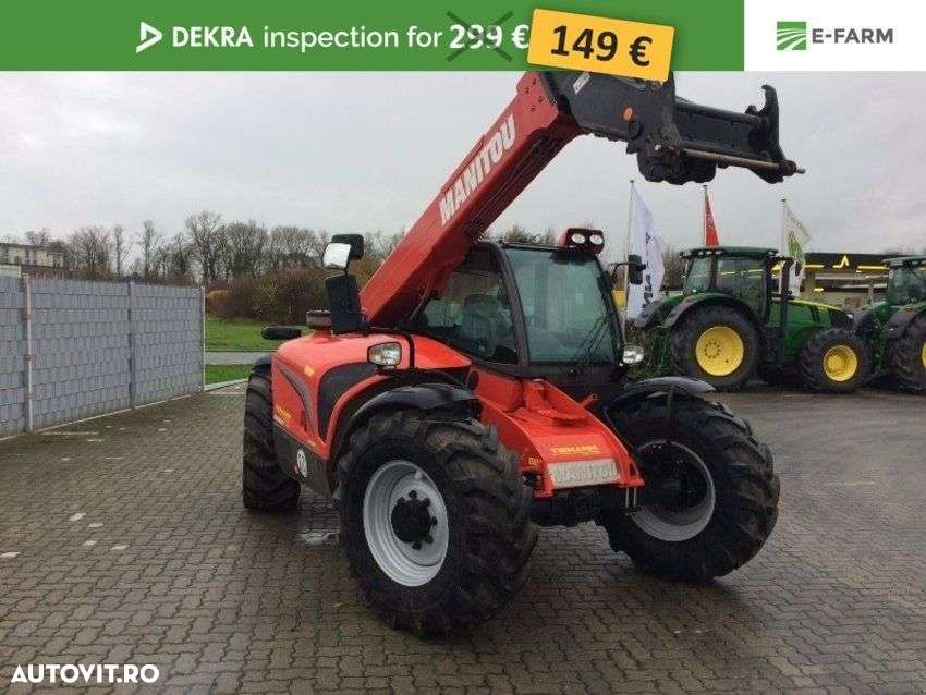Manitou Mlt 735 Classic - 1