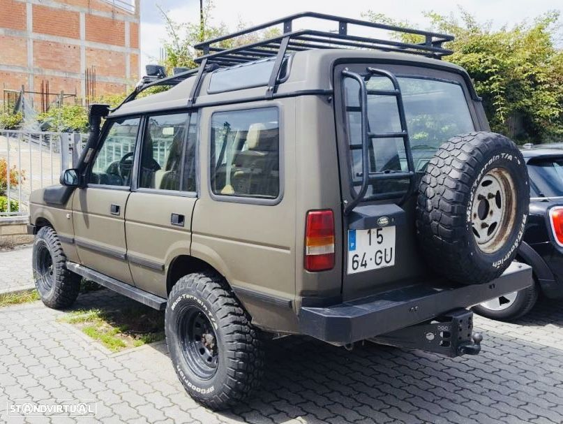 Land Rover Discovery 300 tdi - 2