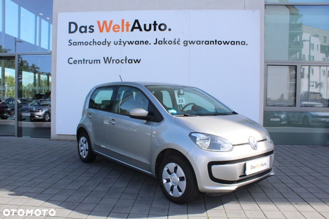 Volkswagen up! Move up! 1.0 MPI 44kW/60KM 5 G - 1