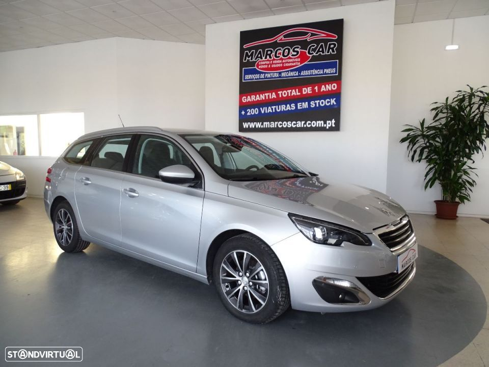 Peugeot 308 SW 1.6 Blue HDI Business Line - 1