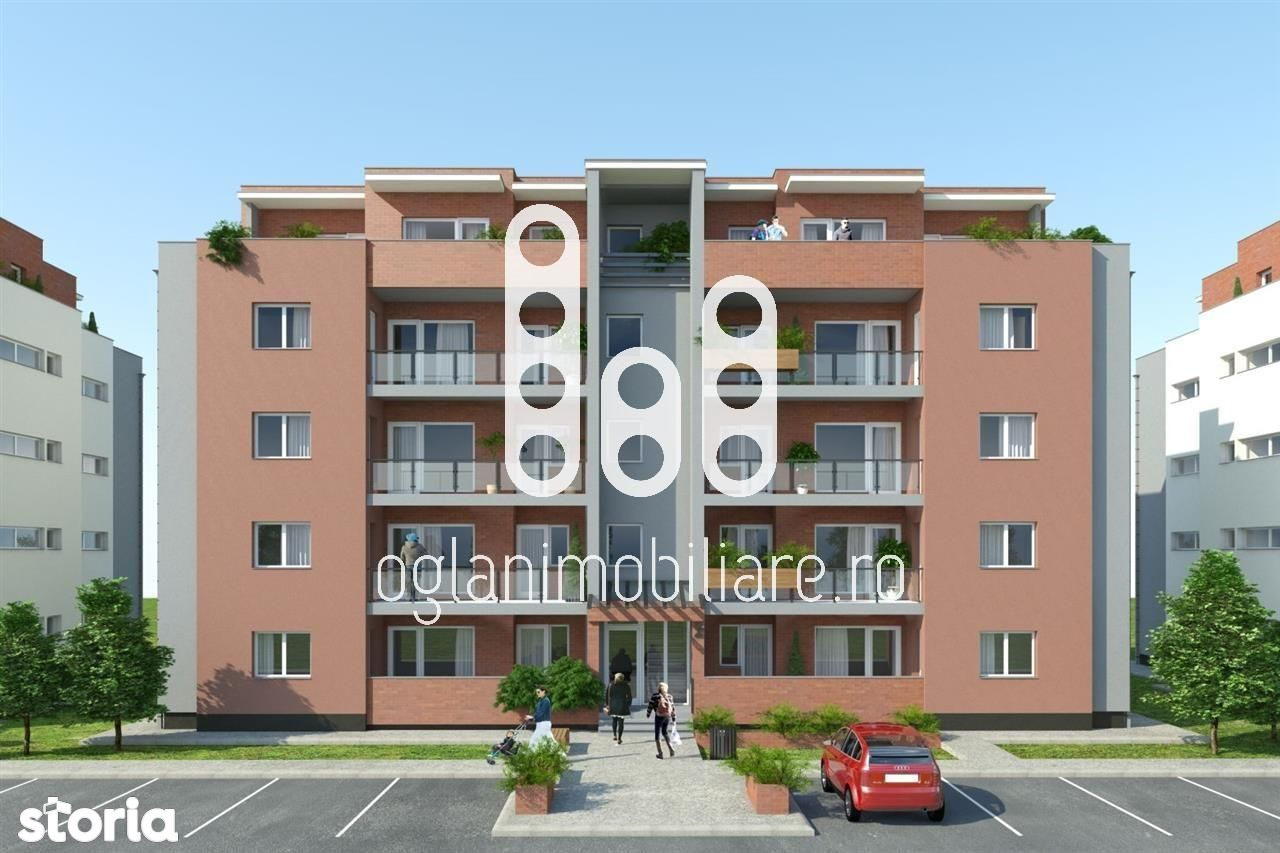 Apartament de vanzare, Sibiu (judet), Piața Cluj - Foto 12