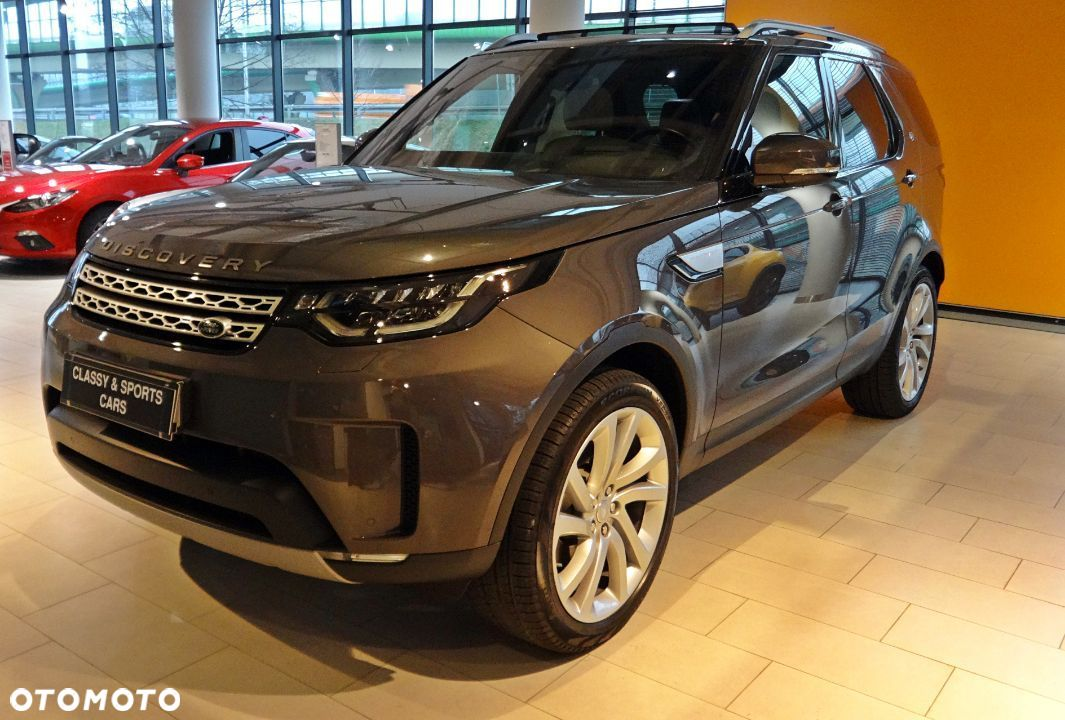Land Rover Discovery 7 osobowy HSE TDV6 FV23% Classy & Sports Cars - 1